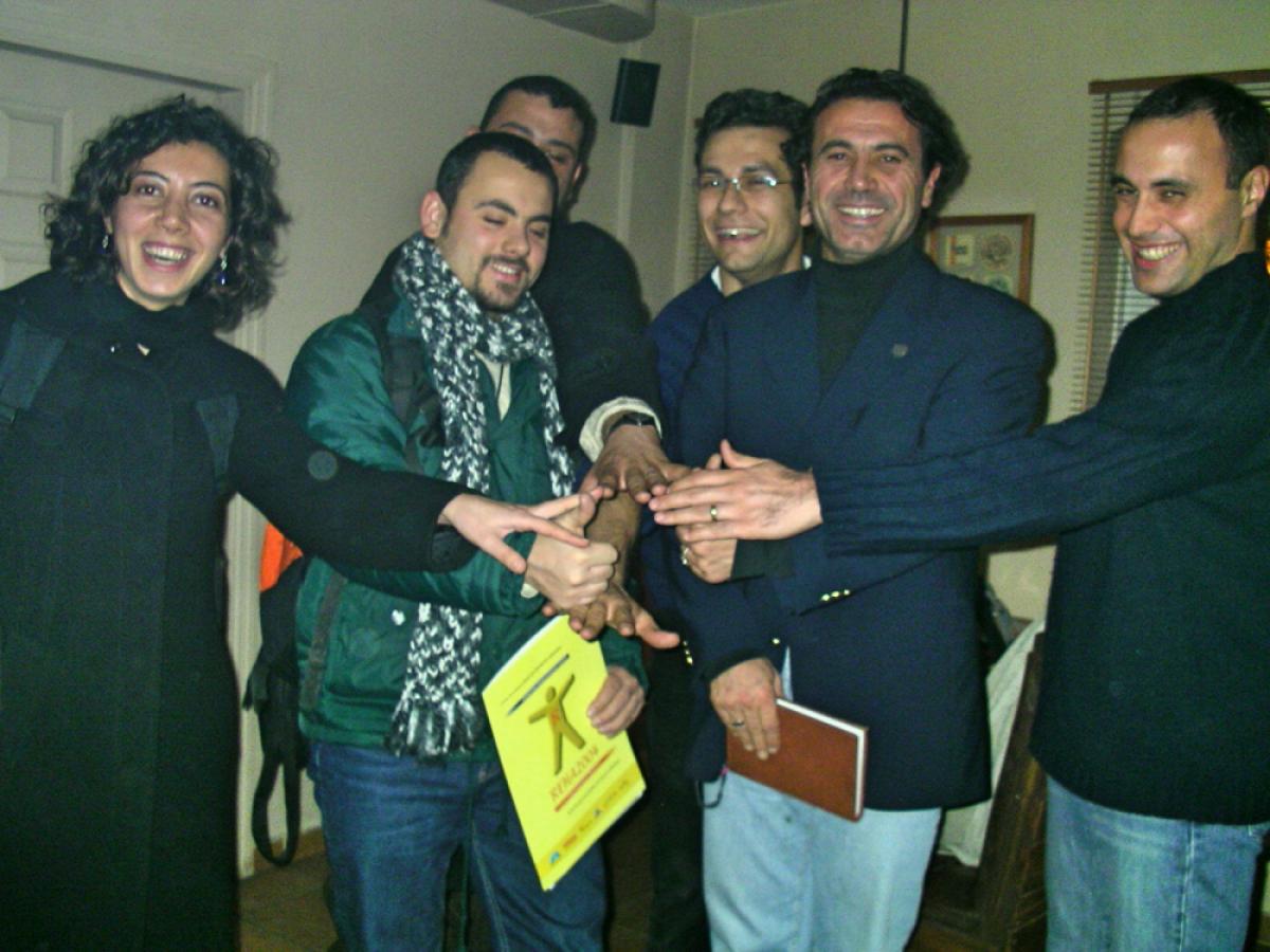 reha istanbul ilk ekip