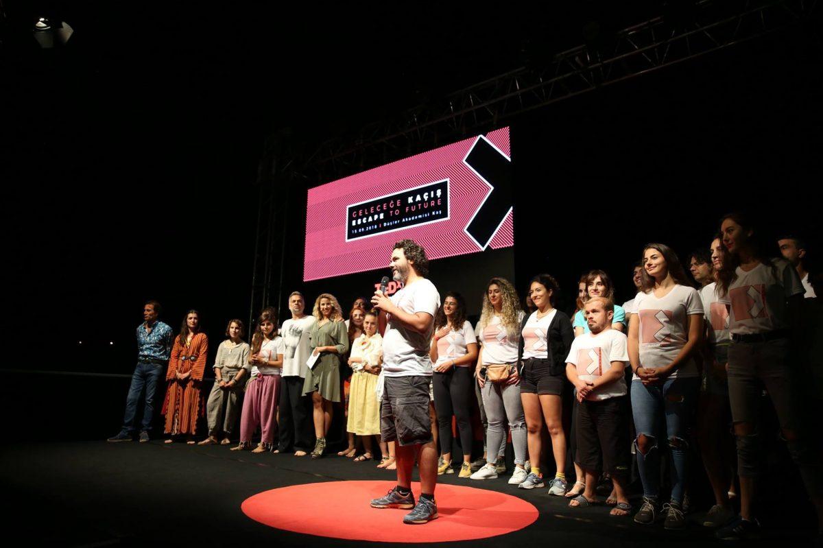 TEDxKaş final konuşma